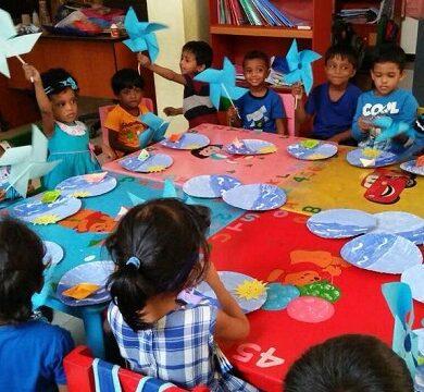 Preschools in kiribathgoda